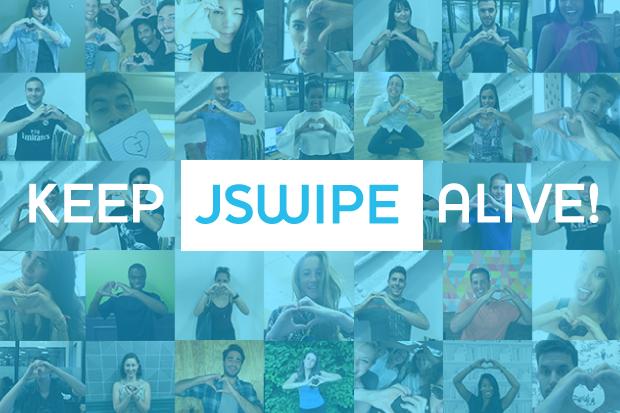 Jswipe crowdfunding campaign