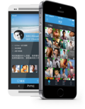 Blued app screenshots