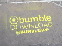 Bumble advertising