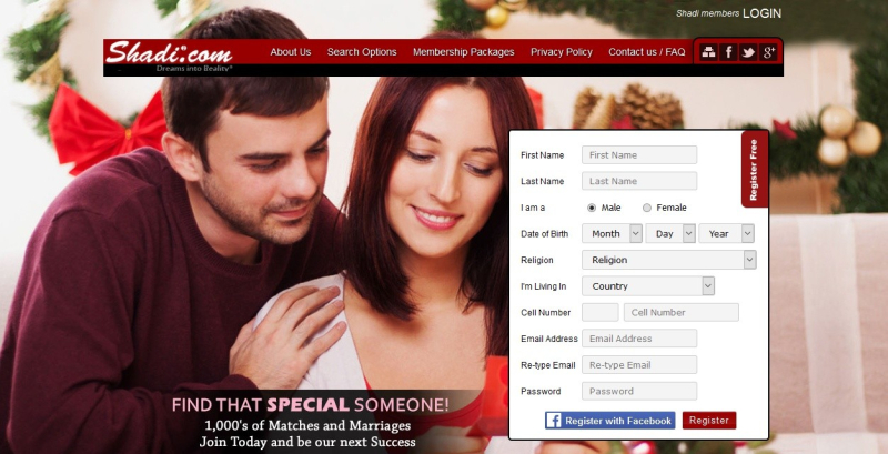 Online muslim dating service