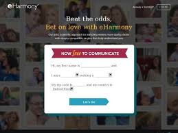 Eharmony screenshot 2016