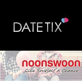 Datetix noonswoon logos