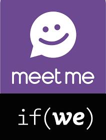Meetme ifwe logos