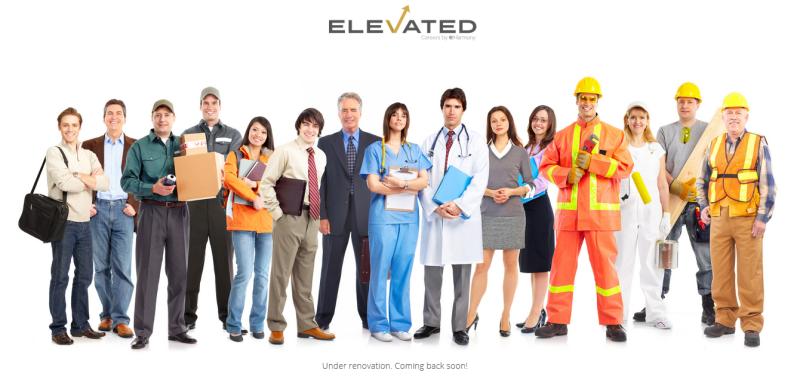 Eharmony elevated careers under renovation