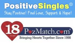 Positivesingles pozmatch logos