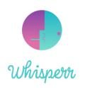 Whisperr logo