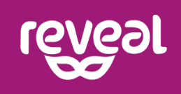 Reveal app logo