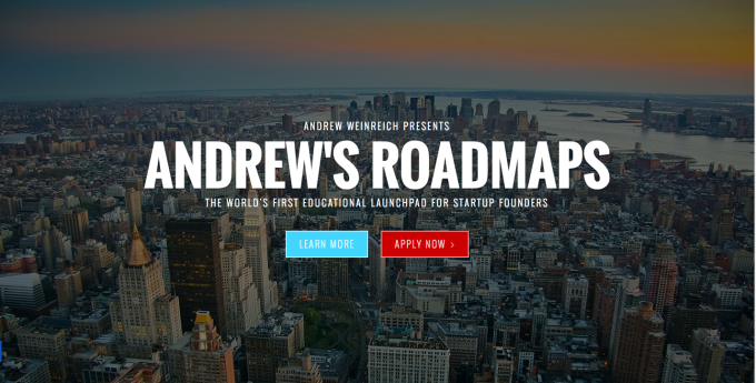 Andrews roadmaps