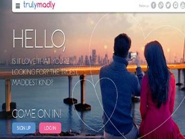 Trulymadly screenshot