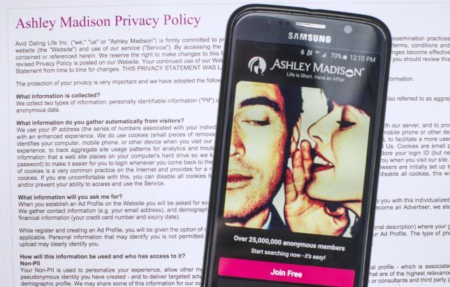 Ashleymadison security