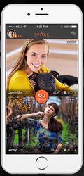 Spark dating app screenshot1