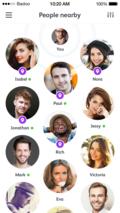 Badoo mobile app