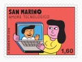 San-marino-online-dating-stamp