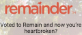 Remainder header