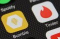 Bumble tinder icons