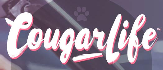 Cougarlife logo Jan 17