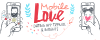 Mobile love infographic