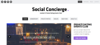 Socialconcierge screenshot