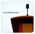 Conferences icon