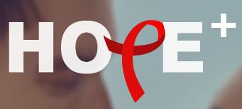 Hope+ logo