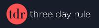 Threedayrule logo wide