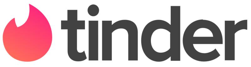 Tinder website logo 2017