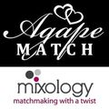 Agapematch mixology logo