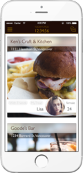 Dine screenshot