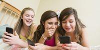 Tinder teenage users