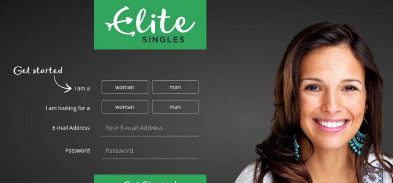 Elitesingles screenshot new