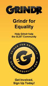 Grindr for equality