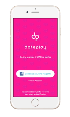 Dateplay screenshot