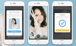 Bumble selfies feature