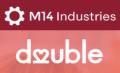M14 double logos