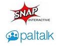 Snapinteractive paltalk logos