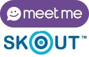 Meetme skout logos