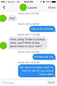 Tinder trolling