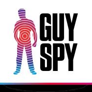 Guyspy icon 2017