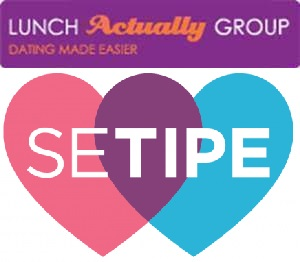 Lunch actually group setipe logos