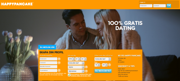 Free dating apps in europe