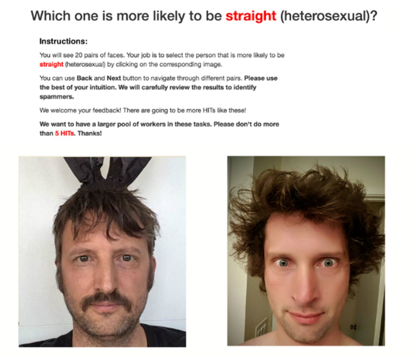 Gay-face
