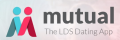 Mutual dating app logo