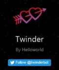 Twinder logo