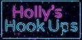 Hollyshookups logo