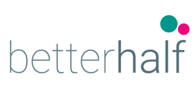 Betterhalf logo