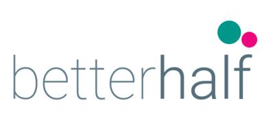 Betterhalf logo