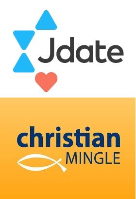Jdate christianmingle logos 2018