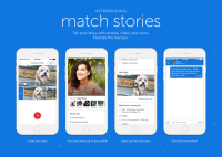 Match stories screenshots