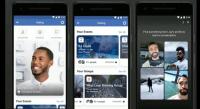 Facebook dating screenshots