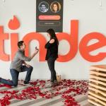 Tinder proposal
